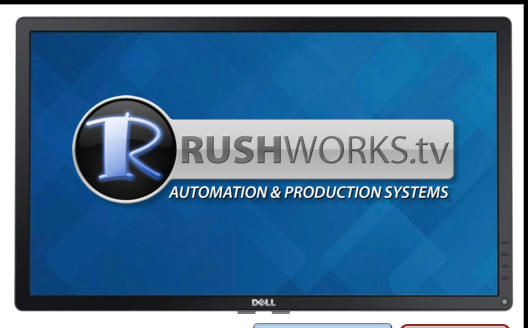 RUSHWORKS Auto Tracking Page